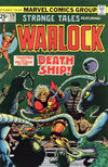 Cover for Strange Tales (Marvel, 1973 series) #179 [Regular Edition]
