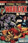 Cover for Strange Tales (Marvel, 1973 series) #181 [Regular Edition]