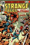 Cover for Strange Tales (Marvel, 1973 series) #185 [Regular Edition]