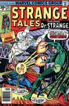 Cover for Strange Tales (Marvel, 1973 series) #187