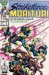 Cover for Strikeforce: Morituri (Marvel, 1986 series) #2 [Direct]