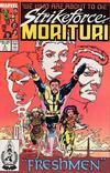 Cover for Strikeforce: Morituri (Marvel, 1986 series) #8 [Direct]