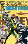 Cover for Strikeforce: Morituri (Marvel, 1986 series) #9 [Direct]