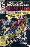 Cover for Strikeforce: Morituri (Marvel, 1986 series) #13