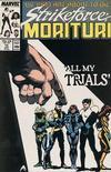 Cover for Strikeforce: Morituri (Marvel, 1986 series) #14