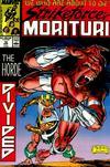 Cover for Strikeforce: Morituri (Marvel, 1986 series) #16