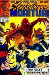 Cover for Strikeforce: Morituri (Marvel, 1986 series) #17