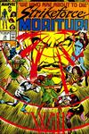 Cover for Strikeforce: Morituri (Marvel, 1986 series) #18