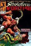 Cover for Strikeforce: Morituri (Marvel, 1986 series) #19