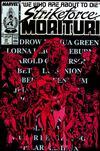 Cover for Strikeforce: Morituri (Marvel, 1986 series) #20