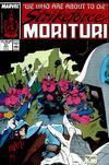 Cover for Strikeforce: Morituri (Marvel, 1986 series) #21