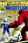 Cover for Strikeforce: Morituri (Marvel, 1986 series) #24