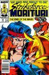 Cover for Strikeforce: Morituri (Marvel, 1986 series) #26