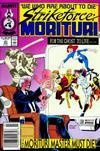 Cover for Strikeforce: Morituri (Marvel, 1986 series) #27