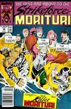 Cover for Strikeforce: Morituri (Marvel, 1986 series) #28
