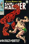 Cover for Sub-Mariner (Marvel, 1968 series) #8