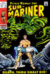 Cover Thumbnail for Sub-Mariner (1968 series) #13 [Regular Edition]