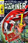 Cover for Sub-Mariner (Marvel, 1968 series) #19