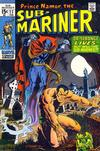 Cover for Sub-Mariner (Marvel, 1968 series) #22