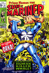 Cover for Sub-Mariner (Marvel, 1968 series) #23