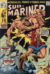 Cover for Sub-Mariner (Marvel, 1968 series) #29 [Regular Edition]