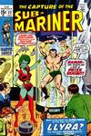 Cover for Sub-Mariner (Marvel, 1968 series) #32