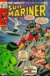 Cover for Sub-Mariner (Marvel, 1968 series) #35