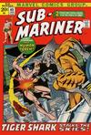 Cover for Sub-Mariner (Marvel, 1968 series) #45 [Regular Edition]