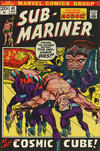 Cover for Sub-Mariner (Marvel, 1968 series) #49
