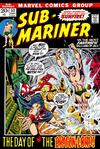 Cover for Sub-Mariner (Marvel, 1968 series) #53