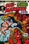Cover for Sub-Mariner (Marvel, 1968 series) #58
