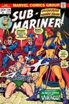 Cover for Sub-Mariner (Marvel, 1968 series) #64
