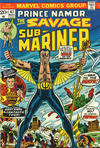 Cover for Sub-Mariner (Marvel, 1968 series) #67