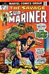 Cover for Sub-Mariner (Marvel, 1968 series) #72