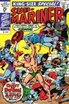 Cover for Sub-Mariner Special (Marvel, 1971 series) #1