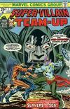 Cover for Super-Villain Team-Up (Marvel, 1975 series) #1