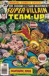 Cover for Super-Villain Team-Up (Marvel, 1975 series) #6