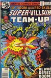 Cover for Super-Villain Team-Up (Marvel, 1975 series) #15