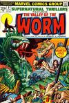 Cover for Supernatural Thrillers (Marvel, 1972 series) #3