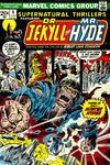 Cover for Supernatural Thrillers (Marvel, 1972 series) #4