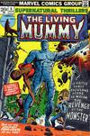 Cover for Supernatural Thrillers (Marvel, 1972 series) #5