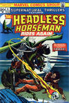 Cover for Supernatural Thrillers (Marvel, 1972 series) #6