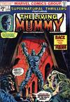 Cover for Supernatural Thrillers (Marvel, 1972 series) #7