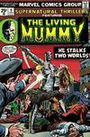 Cover for Supernatural Thrillers (Marvel, 1972 series) #8