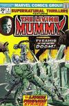 Cover for Supernatural Thrillers (Marvel, 1972 series) #9