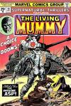 Cover for Supernatural Thrillers (Marvel, 1972 series) #10