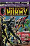 Cover for Supernatural Thrillers (Marvel, 1972 series) #12