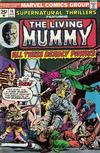 Cover for Supernatural Thrillers (Marvel, 1972 series) #14