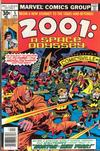 Cover for 2001, A Space Odyssey (Marvel, 1976 series) #5 [Regular Edition]