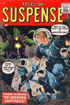Cover for Tales of Suspense (Marvel, 1959 series) #1